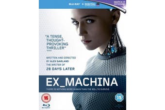 Ex Machina [Region B] [Blu-ray]