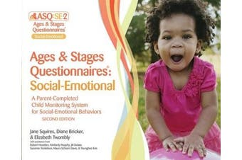 Ages & Stages Questionnaires (R): Social-Emotional (ASQ:SE-2 (TM)): Questionnaires (English): A Parent-Completed Child Monitoring System for Social-Emotional Behaviors