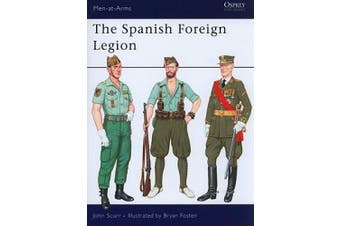 Spanish Foreign Legion (Men-at-Arms)