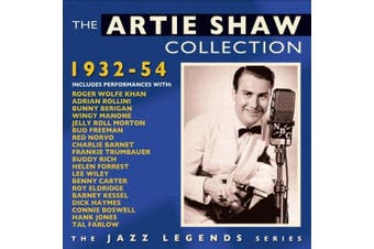 The Artie Shaw Collection: 1932-1954