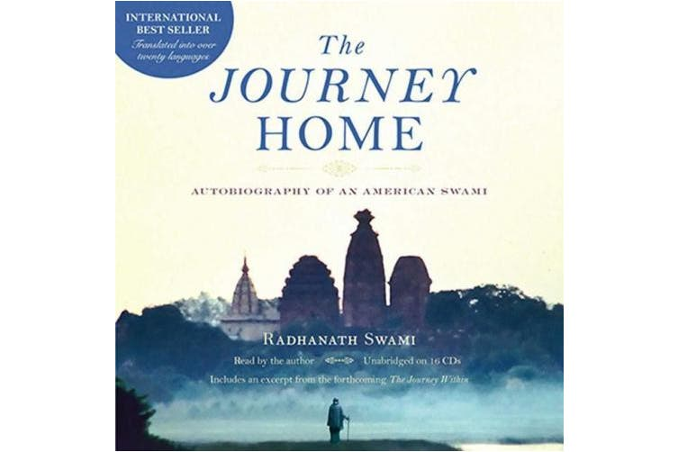 The Journey Home Audio Book: Autobiography of an American Swami [Audio]