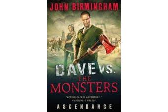 Dave vs. the Monsters: Ascendance (David Hooper): 3