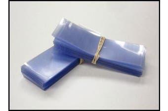 (1.3cm  - 1.9cm  Diameter) - SHRINK WRAP BANDS , Shrinkband Tamper Heat Cellophane Seal 200 pcs bands. (1.3cm - 1.9cm Diameter)