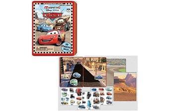 DISNEY'S CARS Travel Magnetic Tin