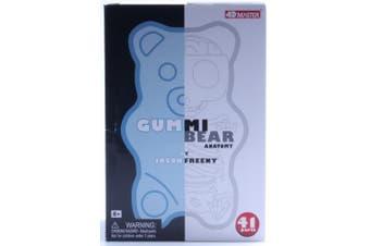 Gummi Bear Anatomy Model 4-D Puzzle Kit
