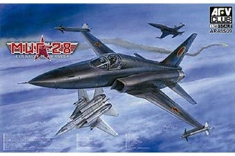 AFV Club 1/48 NORTHROP F-5E TIGER II (MIG-28) R48S09