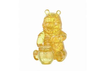 (Winnie the Pooh) - BePuzzled Licenced 3D Crystal Puzzle - Winnie the Pooh