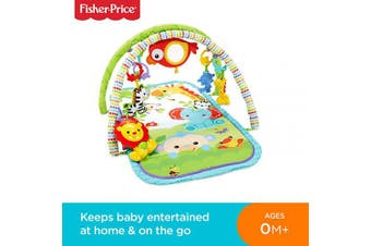 (Musical Activity Gym) - Fisher-Price 3-in-1 Musical Activity Gym