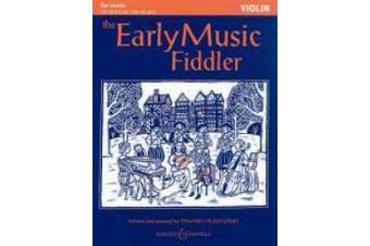 Early Music Fiddler: Violin Part (Huws Jones Fiddle) (Huws Jones Fiddle S.)