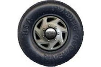 Mag Wheel Pinewood Derby Car Wheel Decal