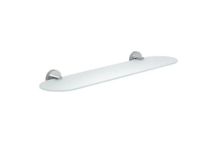 Gedy Frosted Glass Bathroom Shelf 2319-60-13