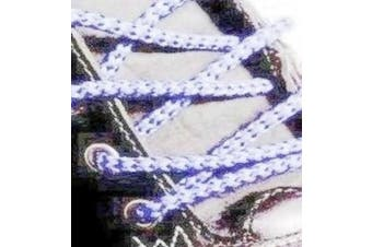 (180cm, Lilac Purple) - Big Laces Round Strong Hiking Boot Laces - 110cm to 210cm