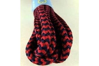 (110cm, Navy Burgundy) - Big Laces Round Strong Hiking Boot Laces - 110cm to 210cm