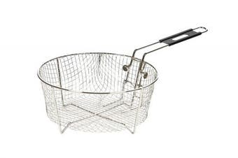 Lodge 10FB2 Original Finish Deep Fry Basket, 27cm