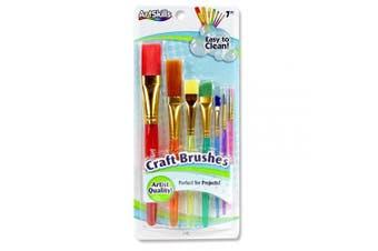 Craft Brushes 7/Pkg