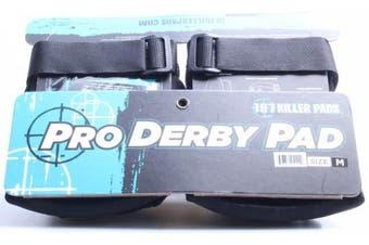 187 Killer Pro Derby Knee Pads - Black - Medium