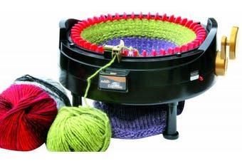 (King Size) - Addi King Size Express Knitting Machine, Black