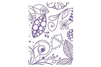 Couture Creations The Marriot Collection Embossing Folder, Fubu