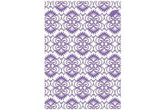 Couture Creations The Marriot Collection Embossing Folder, Velvet Tea Lights