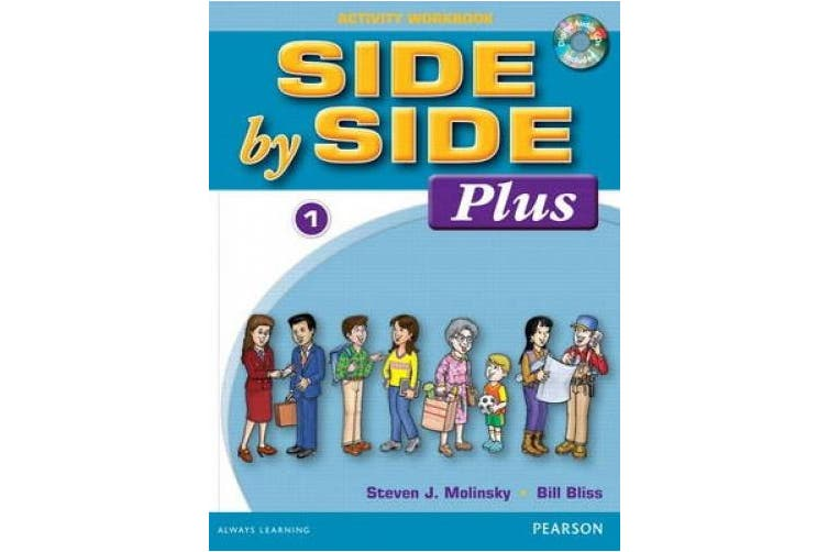 Side by Side Plus 1 Activity Workbook with CDs [With CD (Audio)]