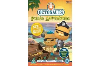 Octonauts: Pirate Adventures [Region 2]