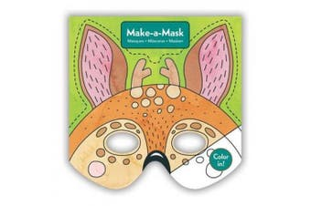 Forest Animals Make-A-Mask