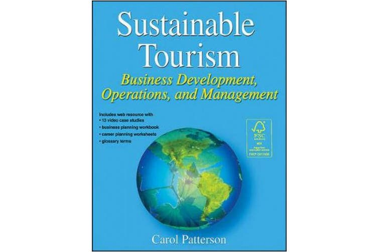 Sustainable Tourism with Web Resource: Business Development, Operations, and Management