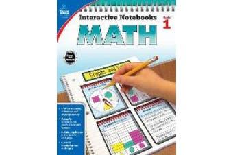 Math, Grade 1 (Interactive Notebooks)