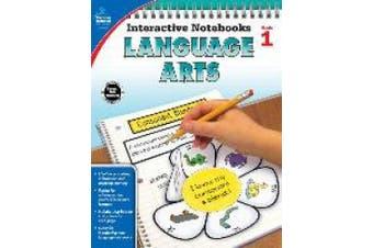 Language Arts, Grade 1 (Interactive Notebooks)