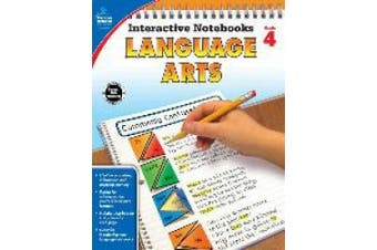 Language Arts, Grade 4 (Interactive Notebooks)