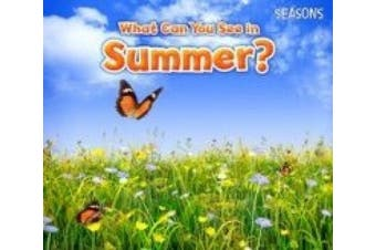 What Can You See In Summer? (Acorn: Seasons)