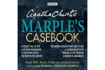 Marple's Casebook: Classic Drama from the BBC Radio Archives [Audio]