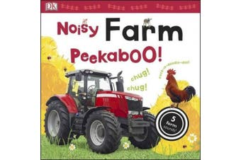 Noisy Farm Peekaboo! (Noisy Peekaboo!) [Board book]