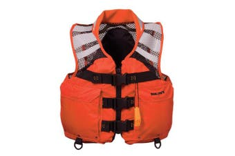 "(X-Large) - Kent Mesh Search and Rescue ""SAR"" Commercial Vest - XLarge"