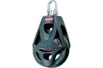Ronstan Series 55 Ball Bearing Orbit Block & #153; - Single - Becket - Swivel Head