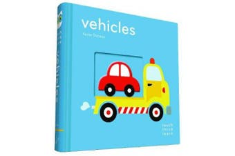 Touchthinklearn: Vehicles (Touchthinklearn) [Board book]