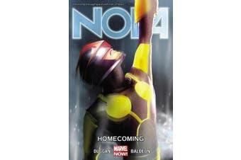 Nova, Volume 6: Homecoming