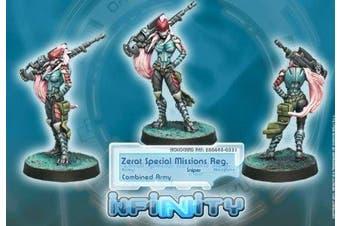 Infinity (#331) Combined Army: Zerat (MULTI Sniper) (1)