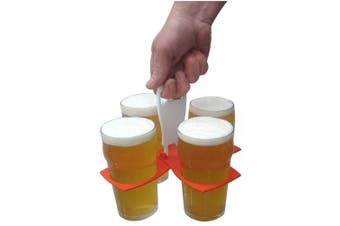 (1) - Fold Away Cup Carrier