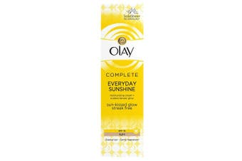 Olay Complete Everyday Sunshine SPF15 Light Cream With Sunless Tanner, 50 ml