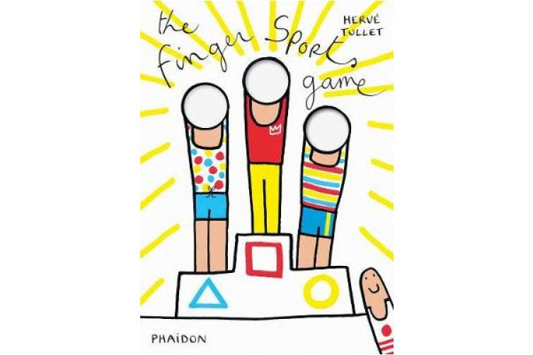 The Finger Sports Game [Board Book]