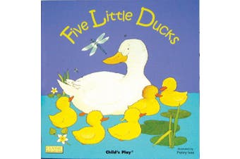 Five Little Ducks (Classic Books with Holes Big Book) [Board book]