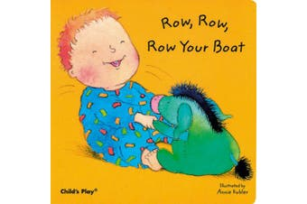 Row Row Row Your Boat (Baby Board Books) [Board book]