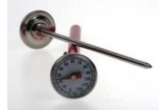 ThermometersUK Dial Thermometer 0 to 120°C