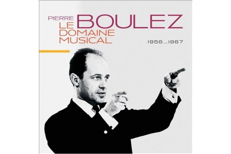 Le Domaine Musicale [Limited Edition] [10 Discs]