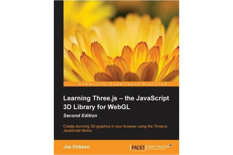 Learning Three.js - the JavaScript 3D Library for WebGL -