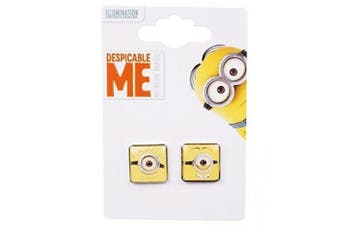 Despicable Me Minions Mens Cufflinks