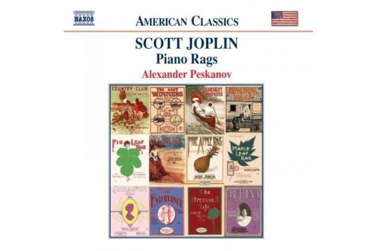 Scott Joplin: Piano Rags