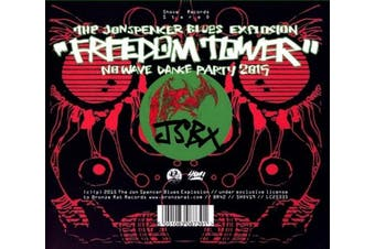 Freedom Tower: No Wave Dance Party 2015 [Digipak]