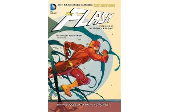 The Flash Vol. 5 History Lessons (The New 52)